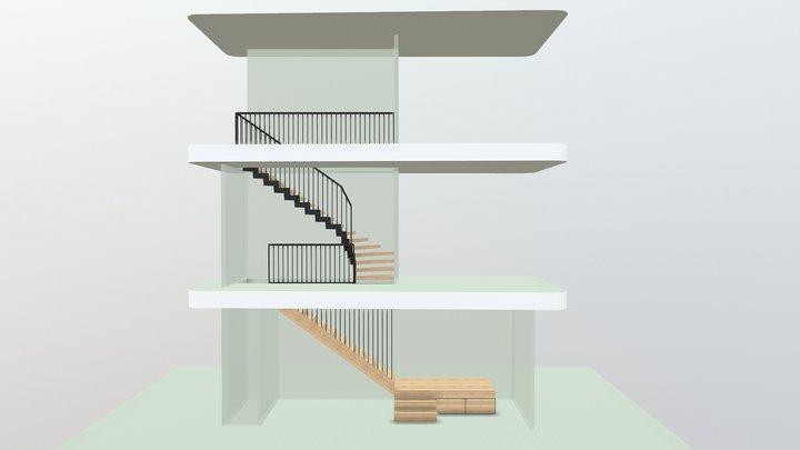 Justina-S 3D Model