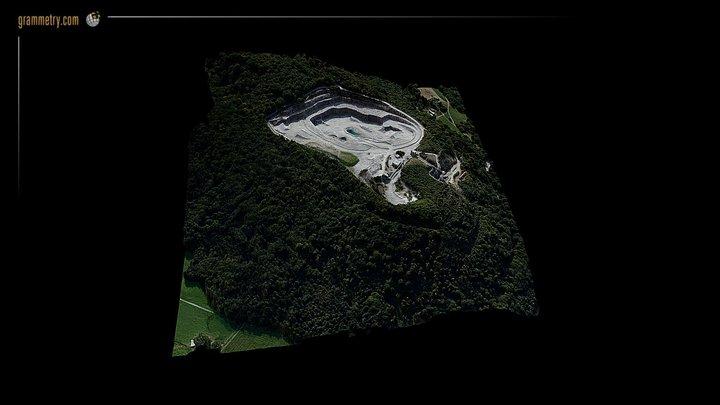 CARRIERE FIXIT - BEX (VD) 3D Model