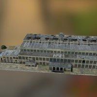 South Fremantle Power Station 3D Model