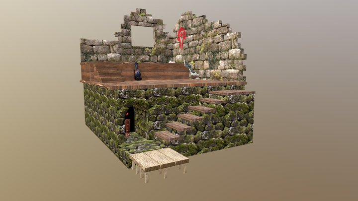new tabern 3D Model