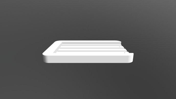 Sensory Board Base 3D Model