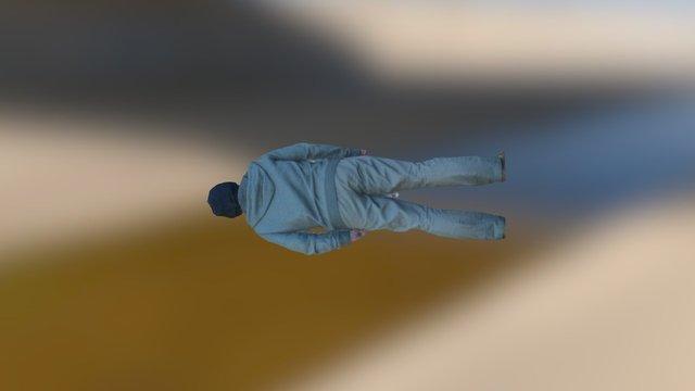 Ren-san 3D Model