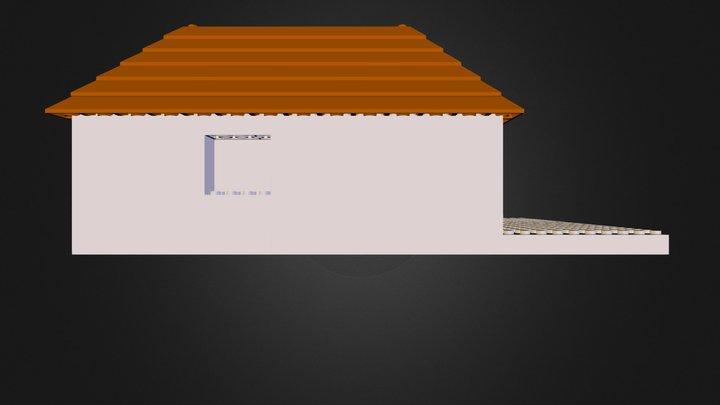 house.dae 3D Model