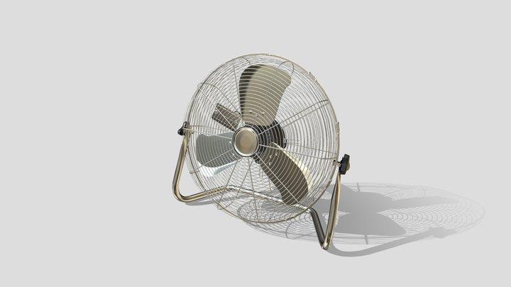 My biggest fan 3D Model