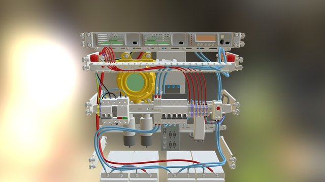 Conteg 3D Model