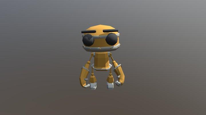 Robot Expressive 3D Model