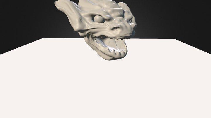 lavasaurio 3D Model