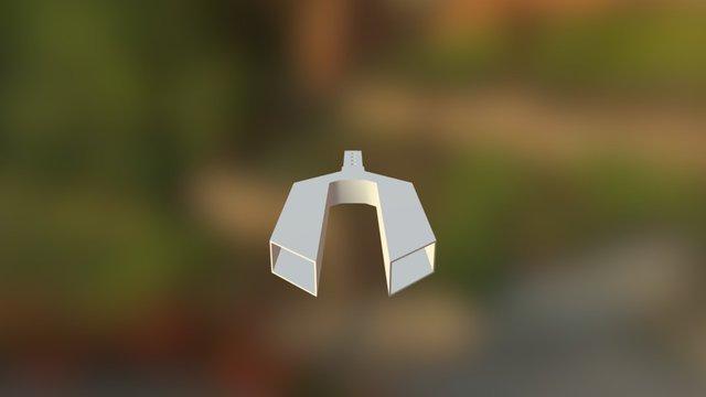 Back Brace (2) 3D Model