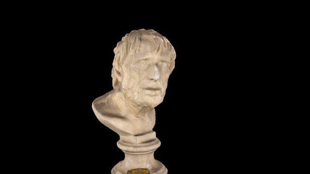 Hesiodo  (antes identificado como Séneca) 3D Model