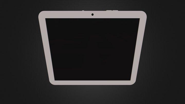 5674_X1_Tablet 3D Model