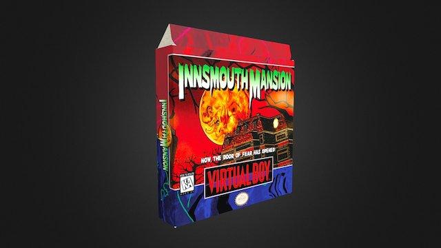 Innsmouth Mansion Box 3D Model