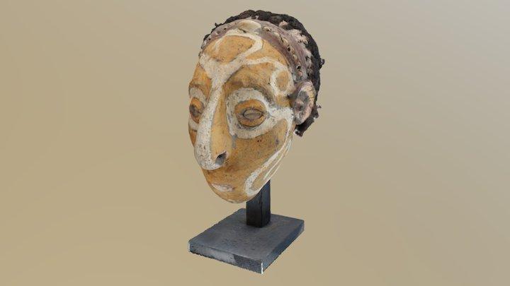 David Norden - Skull 3D Model