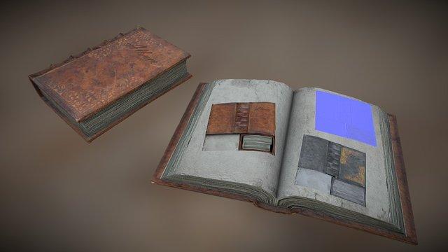 Album 3D Model