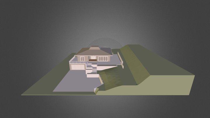 Leafwood C 5' 3D Model