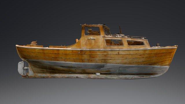 Nordlands-Sabb 3D Model