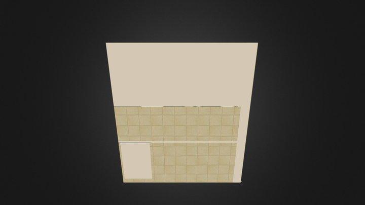 Konyha terv wera 3D Model