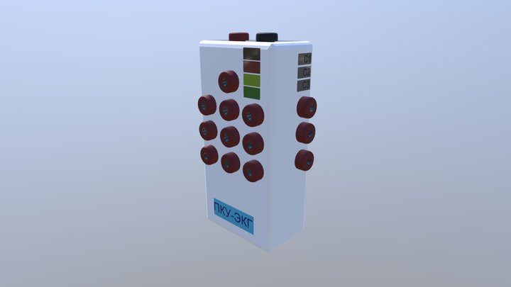 TEST SWITCHING DEVICE 3D Model