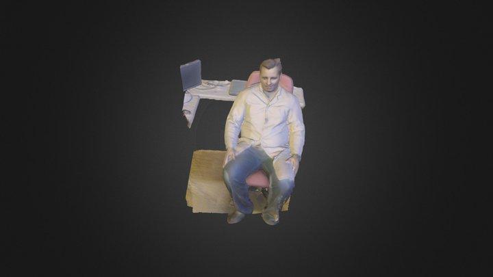 O Klaci 3D Model