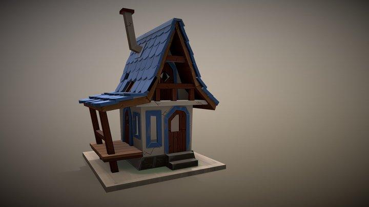 Casa - TS3D - García Cattáneo 3D Model