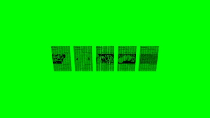 05 Panels 3D Model