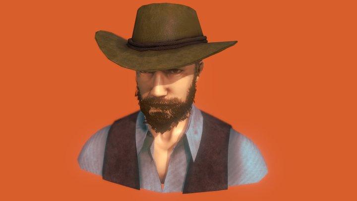 Wild West 3D Model