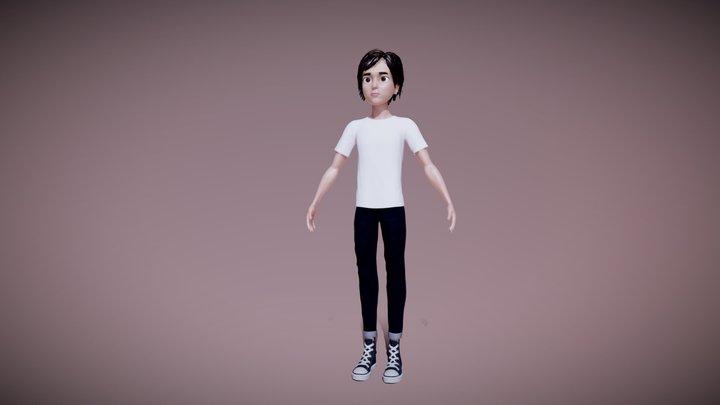 Ninomiya 3D Model