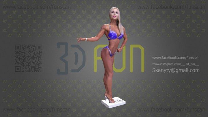 1104 Scan 197 3D Model