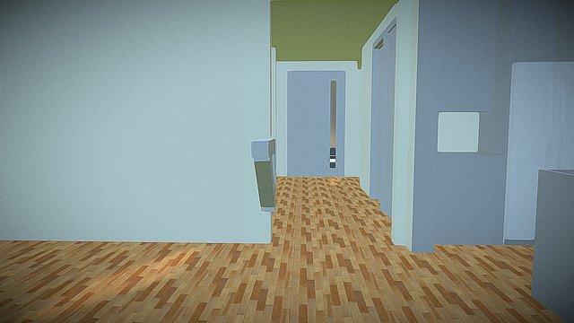 Lowell Street 3D Model