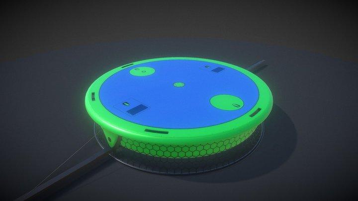 GSM I 3D Model
