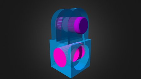 Assieme5 3D Model