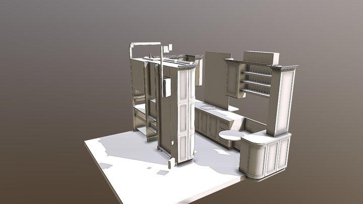 Тамара Ярославль 2 3D Model
