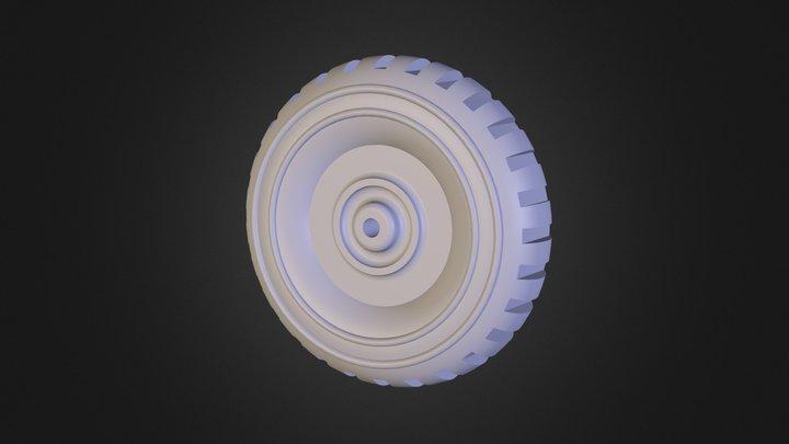 galgal 3D Model