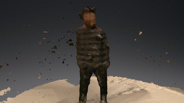 Charlie 3D Model