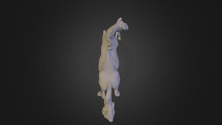 Caballo 3D 3D Model