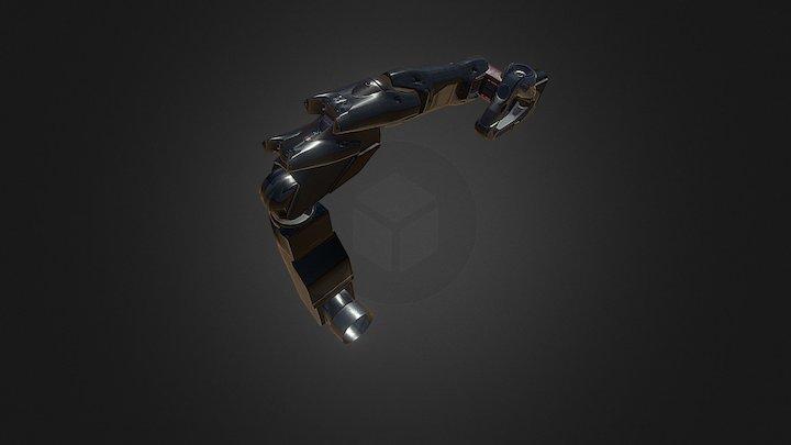 Braccio 3D Model