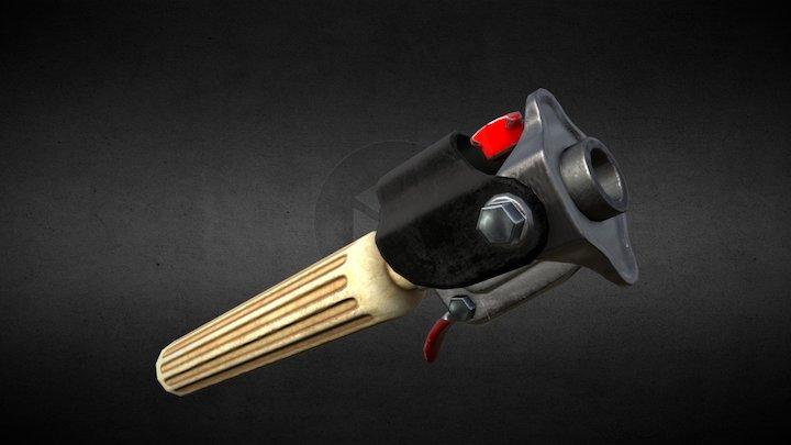 Marauder 2 3D Model