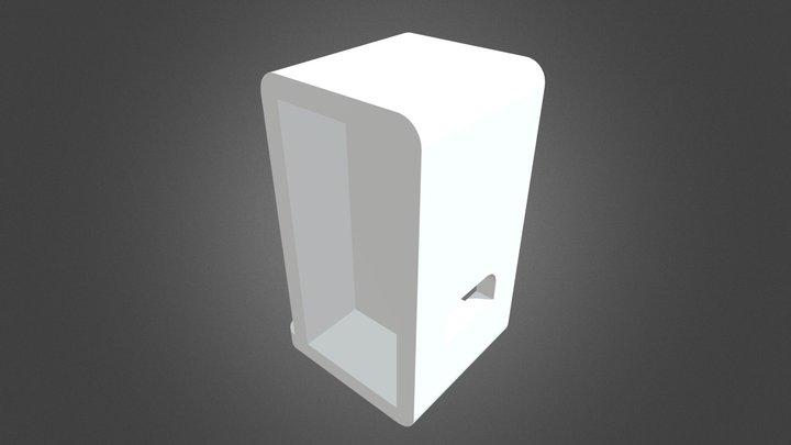 Tabouret VIP 3D Model