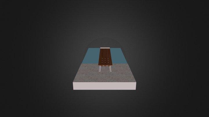 Tom Sawyer 3D Model