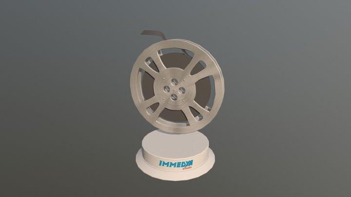 Immedya-Media 3D Model