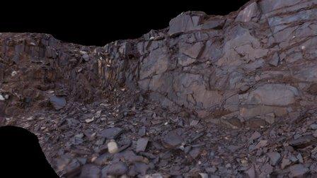 Iron Mountain - Brier Slate 3D Model