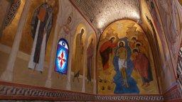 Baptisteri de l'església de Sant Pere TEST HD 3D Model