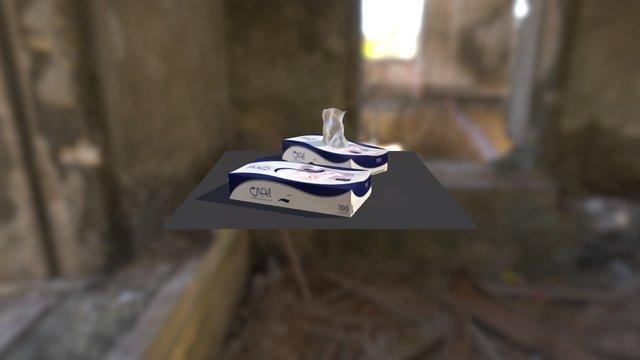 Emy Tissue 3D Model