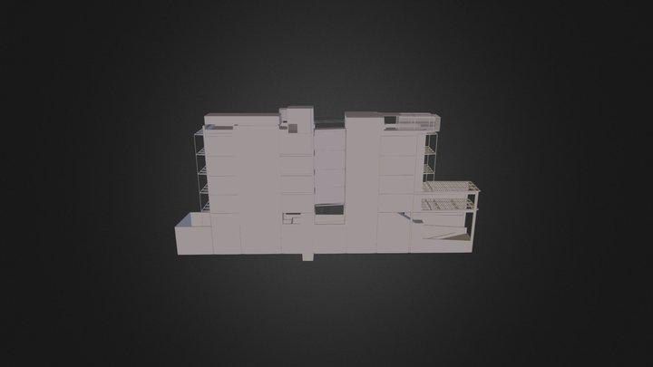 Auto Save Day Hospital Volumétria 5 1 3D Model