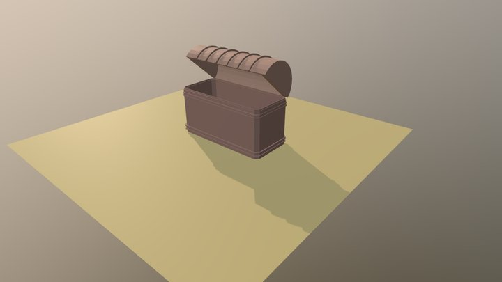Arkku 3D Model