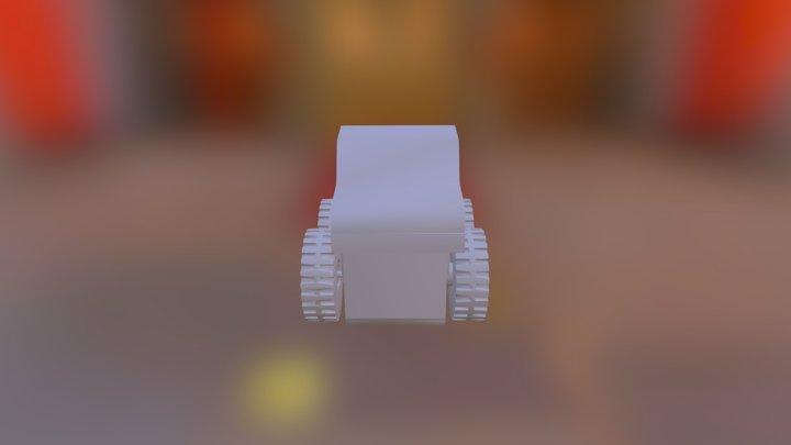 Truck Assembly 3D Model