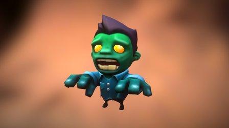 Zomboy! 3D Model