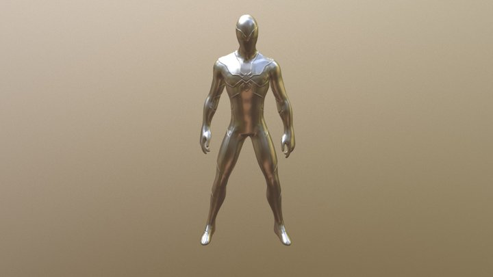 Spider-man Future Foundation 3D Model