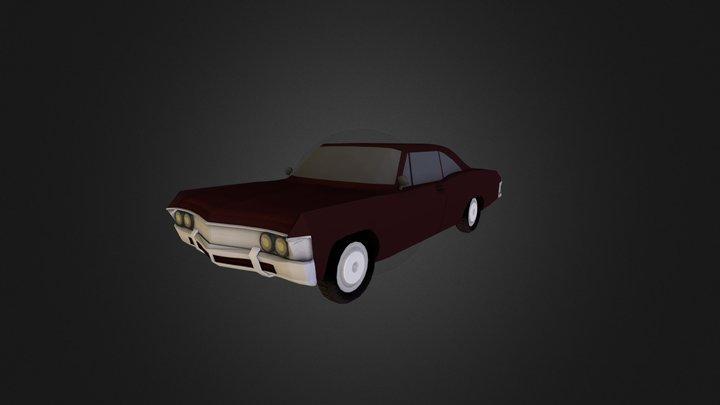 Chevy impala 3D Model