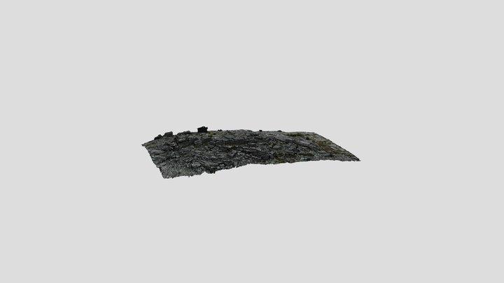 Pyhä-Nattanen / Sodankylä / Videogrammetry 3D Model
