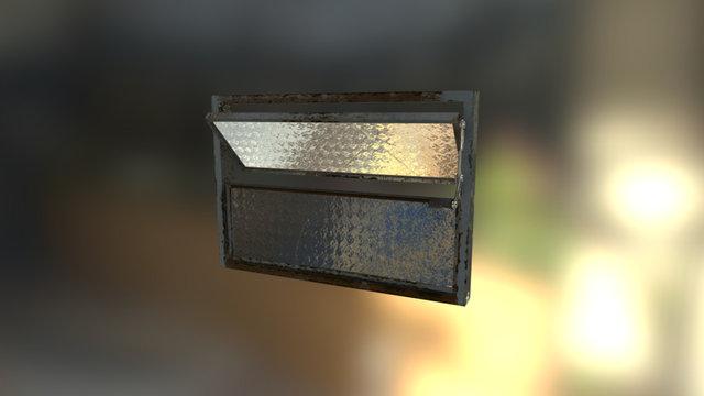 Window2 3D Model